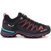 Sapatos Mulher Sapatos de caminhada Salewa WS Mtn Trainer Lite Preto
