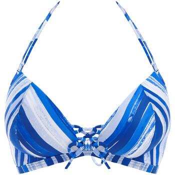 Textil Mulher Biquínis separados Freya AS6783 BSE Azul