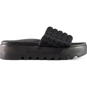 Sapatos Mulher Chinelos Cougar Perla Embossed Lycra 38