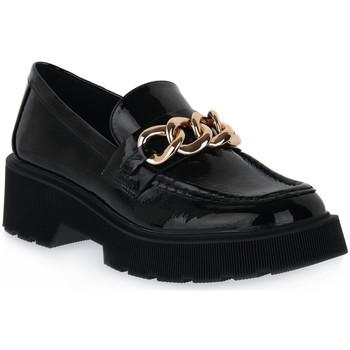 Sapatos Mulher Mocassins Steve Madden AMULET BLACK Nero