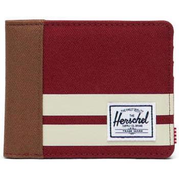 Malas Carteira Herschel Herschel Roy RFID Rhubarb/Birch Stripe