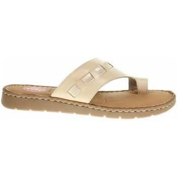 Sapatos Mulher Chinelos Jana 882710826360 Creme