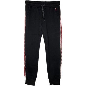 Textil Rapaz Calças de treino Sprayground - Pantalone nero SPY190 NERO
