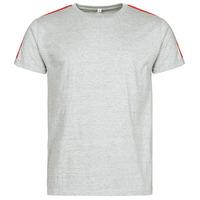 Textil Homem T-Shirt mangas curtas Yurban  Cinza