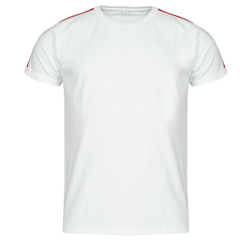 Textil Homem T-Shirt mangas curtas Yurban  Branco