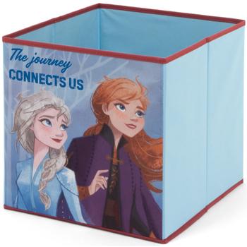 Casa Criança Cestos e Caixas decorativas  Disney WD13002 Azul