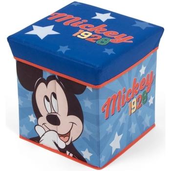 Casa Criança Malas, carrinhos de Arrumação  Disney WD13015 Azul