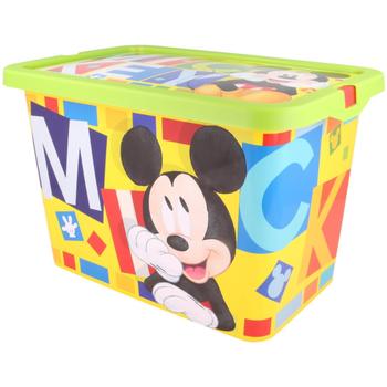 Casa Criança Malas, carrinhos de Arrumação  Disney 2304 Amarillo