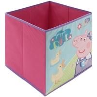 Casa Criança Malas, carrinhos de Arrumação  Peppa Pig PP12234 Rosa