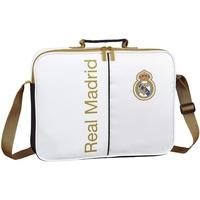 Malas Bolsa para computador Real Madrid 611954385 Blanco
