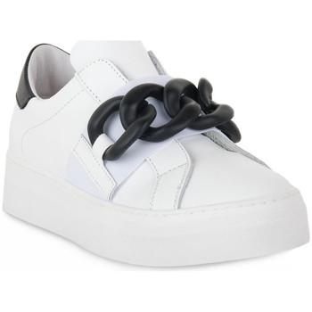 Sapatos Mulher Sapatilhas At Go GO 4693 GALAXY BIANCO Bianco