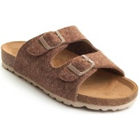 Sapatos Mulher Chinelos Northome 71968 LEATHER