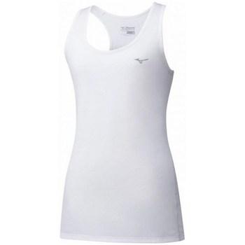 Textil Mulher Tops sem mangas Mizuno Impulse Core Tank Branco