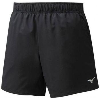 Textil Homem Shorts / Bermudas Mizuno Core 55 Preto