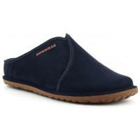 Sapatos Homem Chinelos Nordikas 1285 bleu