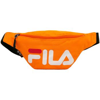 Malas Pochete Fila Waist Bag Slim Orange