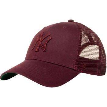 Acessórios Boné 47 Brand MLB New York Yankees Branson Cap Bordeaux