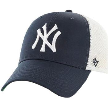 Acessórios Boné 47 Brand MLB New York Yankees Branson Cap Bleu marine