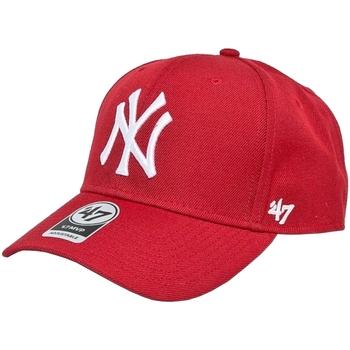 Acessórios Boné 47 Brand New York Yankees MVP Cap Rouge