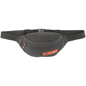 Malas Pochete 4F Sports Bag Noir