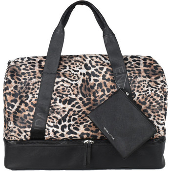 Malas Mulher Saco de desporto Kendall + Kylie Kendall + Kylie Weekender Bag HBKK-321-0008-3 Marron