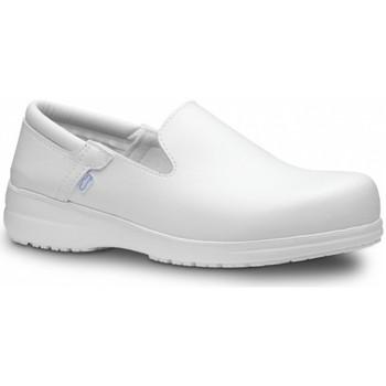 Sapatos Homem Slip on Feliz Caminar Zapato Laboral SENSAI - Branco