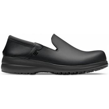 Sapatos Homem Slip on Feliz Caminar Zapato Laboral SENSAI - Preto