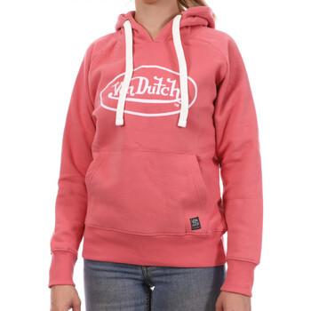 Textil Mulher Sweats Von Dutch  Rosa