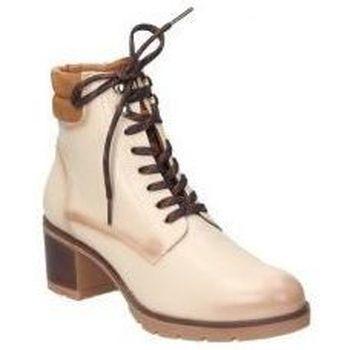 Sapatos Mulher Botins Desiree BOTINES DESIREÉ ROSY5 SEÑORA POLAR Blanc