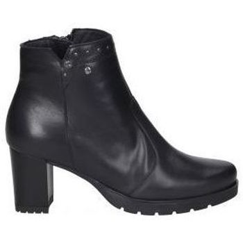 Sapatos Mulher Botins Desiree BOTINES DESIREÉ LEURY2 SEÑORA NEGRO Noir