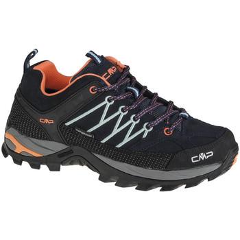 Sapatos Mulher Sapatos de caminhada Cmp Rigel Low Bleu marine
