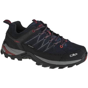 Sapatos Homem Sapatos de caminhada Cmp Rigel Low Bleu marine