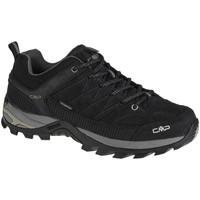 Sapatos Homem Sapatos de caminhada Cmp Rigel Low Noir