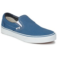 Sapatos Slip on Vans CLASSIC SLIP ON Navy