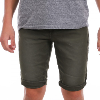 Textil Homem Shorts / Bermudas Paname Brothers  Verde