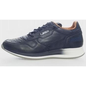 Sapatos Homem Sapatilhas Cetti 1242 Azul