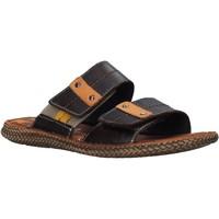 Sapatos Homem Chinelos Valleverde 20825 Castanho