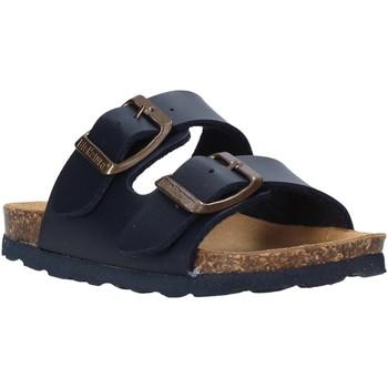 Sapatos Criança Chinelos Bionatura 22B 1000 Azul