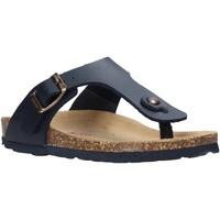 Sapatos Criança Chinelos Bionatura 22B 1010 Azul