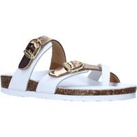 Sapatos Criança Chinelos Bionatura 22B 1020 Branco