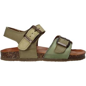 Sapatos Criança Sandálias Bionatura LUCA Verde