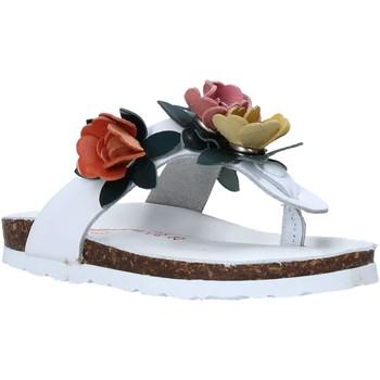 Sapatos Criança Chinelos Bionatura 22B 1009 Branco