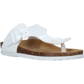 Sapatos Criança Chinelos Bionatura 22B 1010 Branco