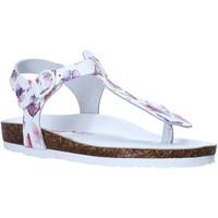 Sapatos Criança Chinelos Bionatura 22B 1007 Branco