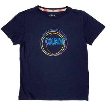 Textil Criança T-Shirt mangas curtas Colmar 3514 7TQ Azul