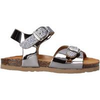 Sapatos Rapariga Sandálias Bionatura 22B 1005 Cinzento