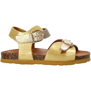 Sapatos Rapariga Sandálias Bionatura 22B 1005 Amarelo