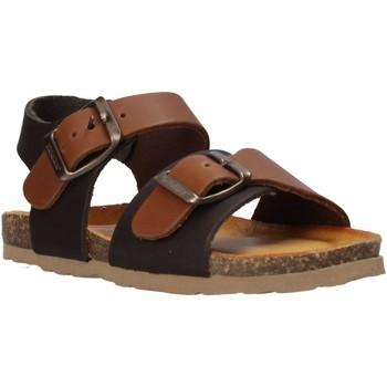 Sapatos Rapariga Sandálias Bionatura 22B 1002 Castanho