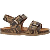 Sapatos Criança Sandálias Bionatura 22B 1002 Verde