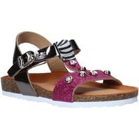 Sapatos Rapariga Sandálias Bionatura 22VALE Rosa
